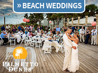 Palmetto Dunes Oceanfront Resort® Weddings
