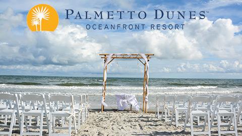 Palmetto Dunes Oceanfront Resort® Weddings