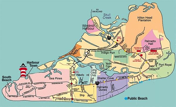 Hilton Head Island | How To Get To Hilton Head Island?