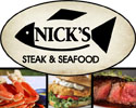 Nick's Steak & Seafood | Coupon
