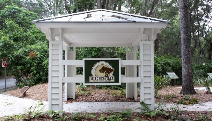 Fish Haul Creek Pavilion