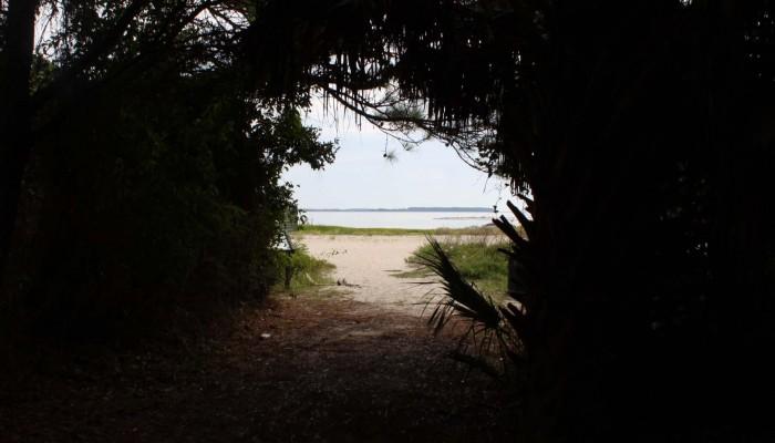 Hilton Head Island Fish Haul Creek Beach