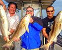 Family & Sport Fishing Aboard The Bayrunner