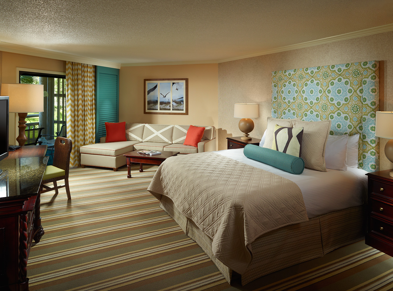 Hilton Head Island The Omni Hilton Head Oceanfront Resort Reveals New Rooms Spa And Pool