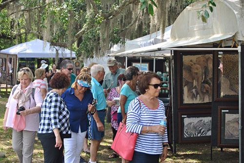 The Art Market at Honey Horn