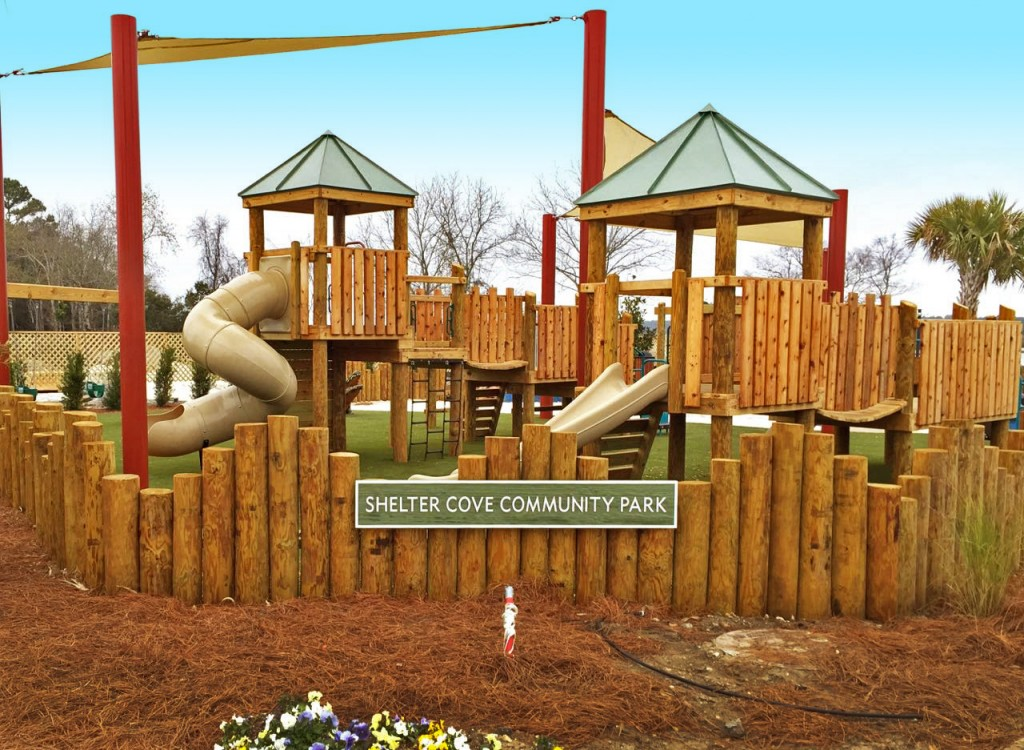 Shelter Cove Community Park Playground