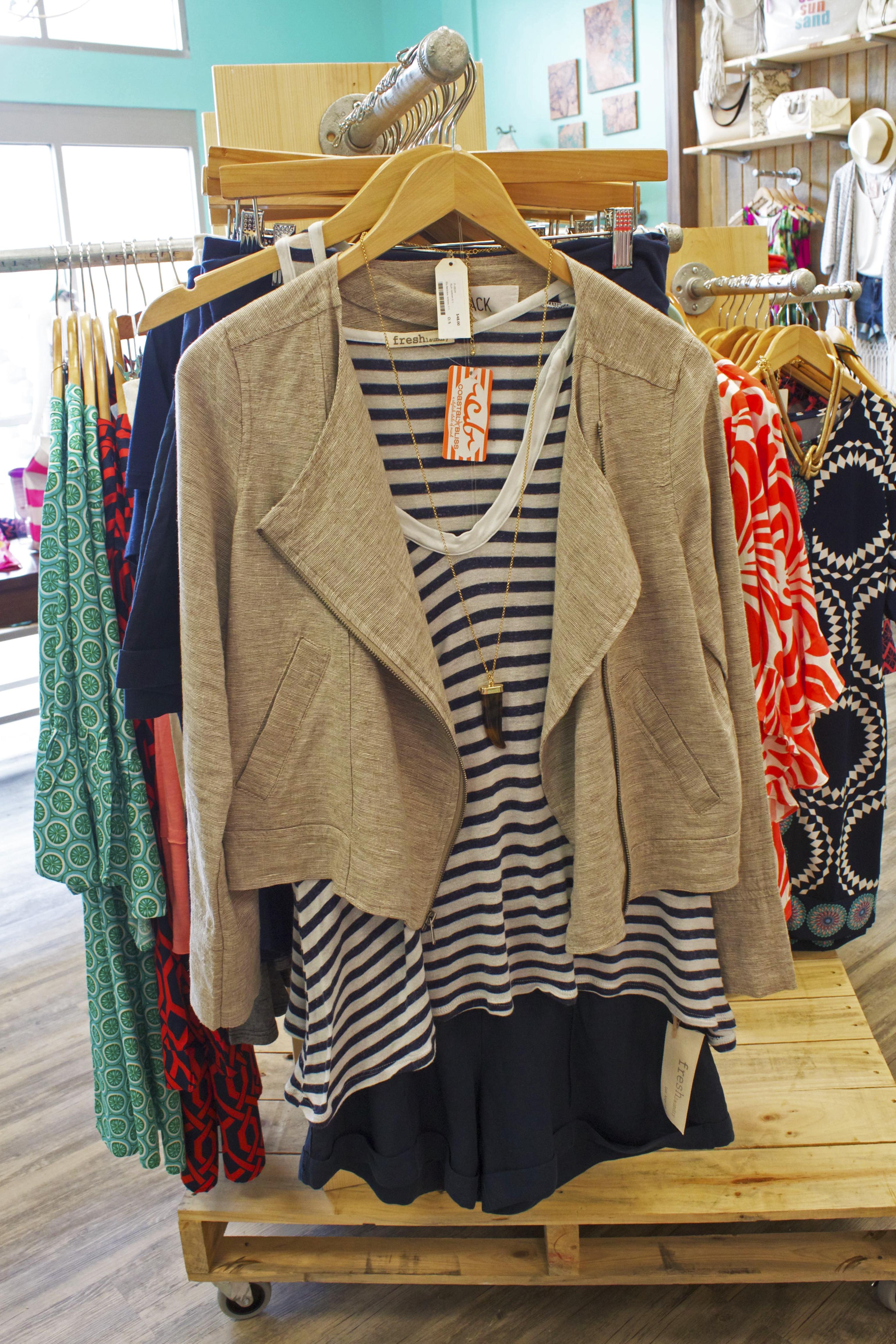 Clothing Boutique Opens At The New