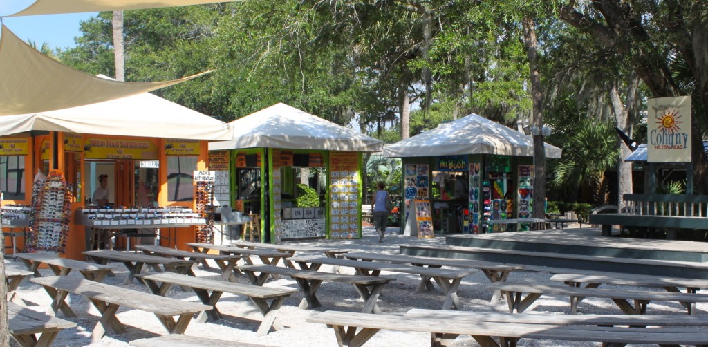 Coligny Plaza Hilton Head Shopping Spots