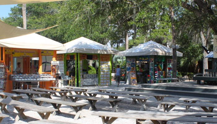 Coligny Plaza on Hilton Head Island