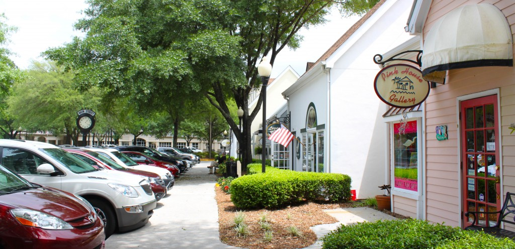 Main Street Village Hilton Head Shopping Spots