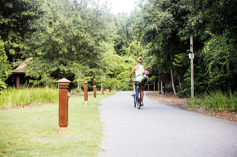 Biking on Hilton Head Island