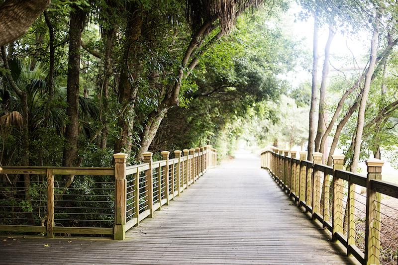 Hilton Head Island Bike Bridge