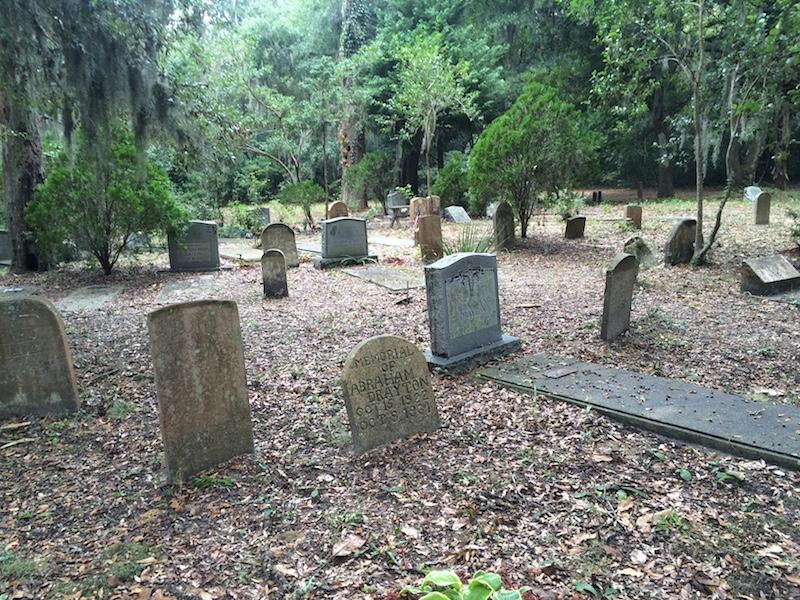 Amelia White Cemetery