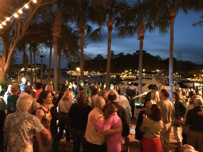 Music and Taste on the Harbour