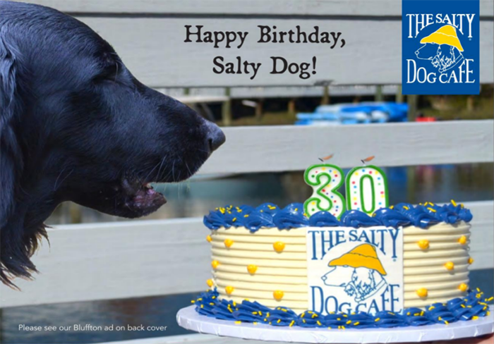 Salty Dog 30th Birthday Bash