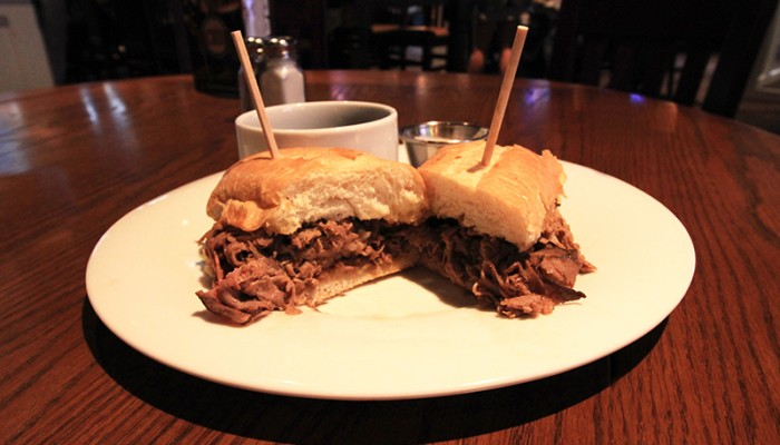 HHI Hickory Tavern French Dip