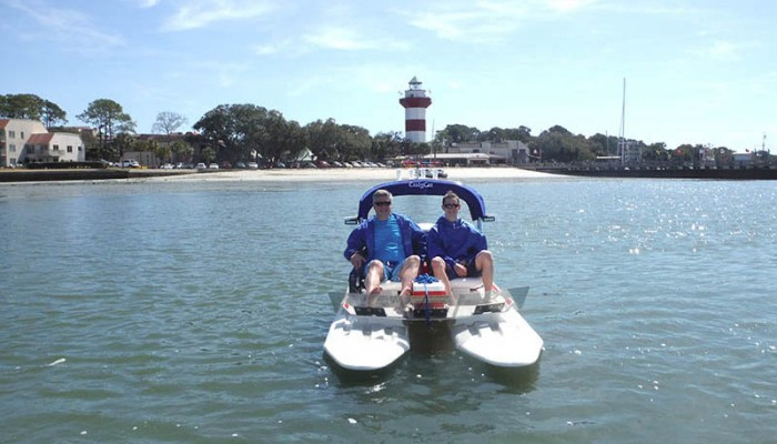 Hilton Head Island Backwater Adventure