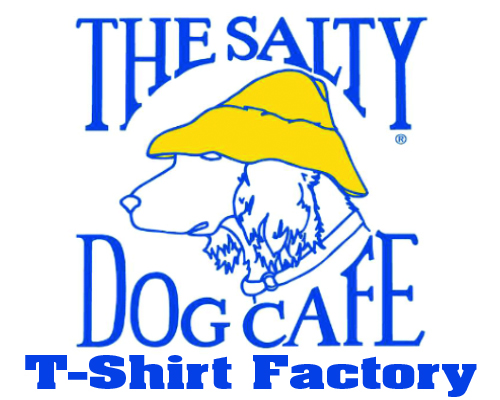 The Salty Dog T-Shirt Factory