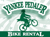 Yankee Pedaler Bike Rental | Coupon
