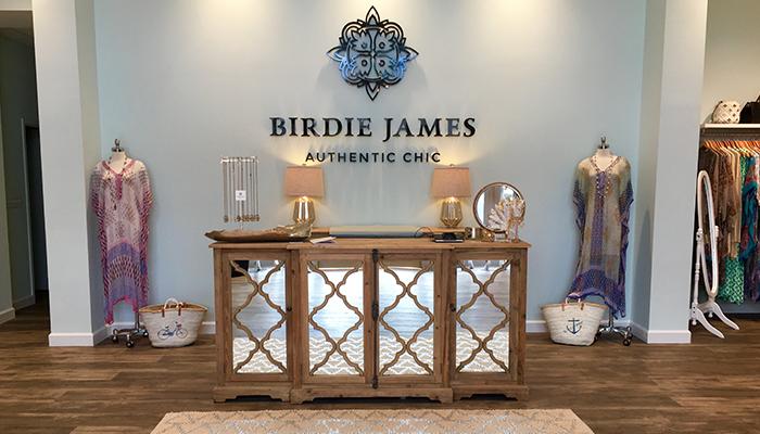 Hilton Head Island Birdie James