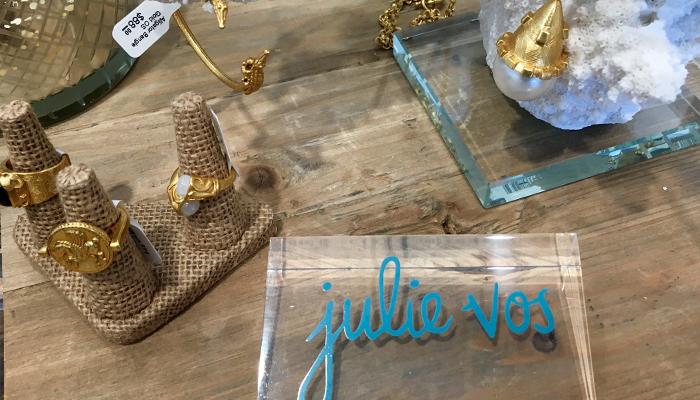 Julie Vos at Birdie James