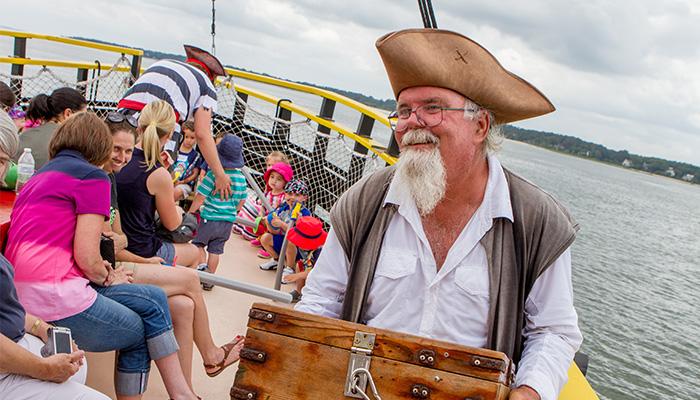 Pirates of Hilton Head Treasure