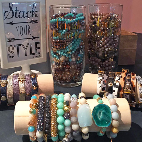 Too Belles Boutique Bracelet Bar