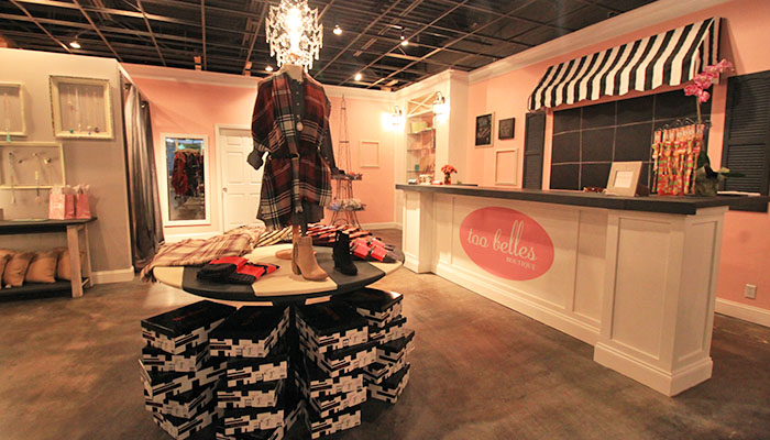 Too Belles Boutique