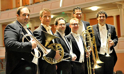 Charleston Symphony Orchestra Holiday Brass