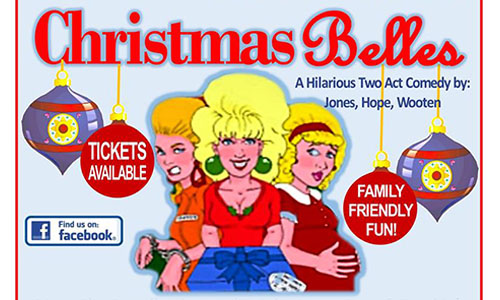 Christmas Belles Hilton Head Island