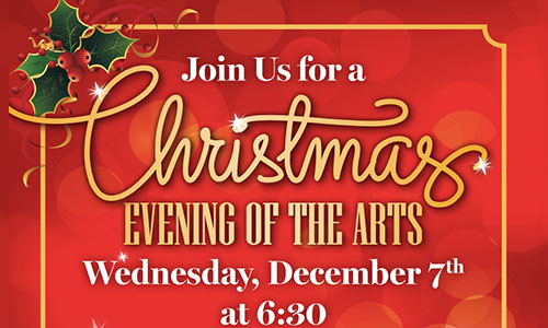 Christmas Evening of the Arts 2016