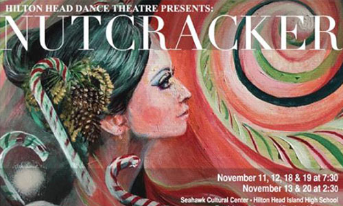 Hilton Head Dance Theatre Nutcracker 2016
