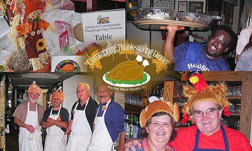 Hilton Head Island Community Thanksgiving Dinner
