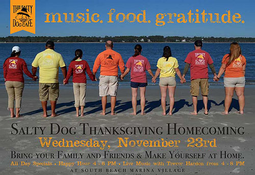 Salty Dog Thanksgiving Homecoming 2016