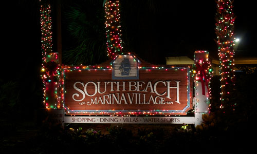 South Beach Christmas
