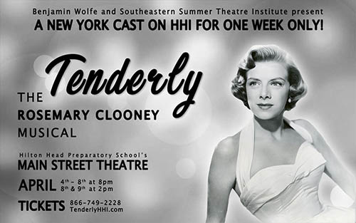 SSTI presents Tenderly The Rosemary Clooney Musical