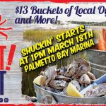 Shuck it in a Bucket at Carolina Crab Co
