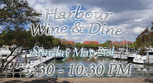 2017 Harbour Wine & Dine on Hilton Head Island