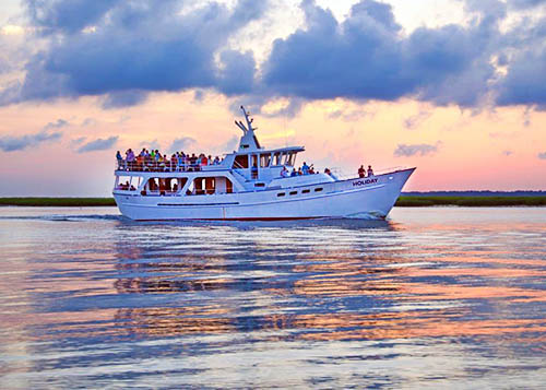 Adventure Cruises The Holiday
