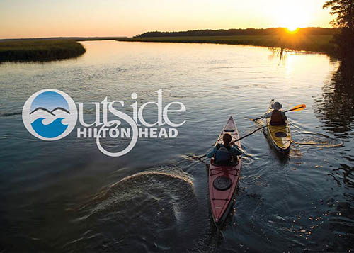 Outside Hilton Head Kayaking