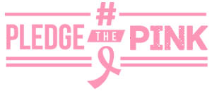 Pledge the Pink logo
