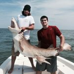 Bayrunner Fishing Charters Shark Fishing on Hilton Head Island