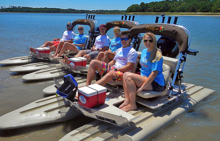 Island Skiff Adventure Tour