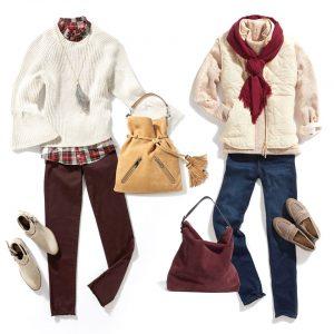 holiday fashions