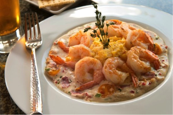 shrimp-grits