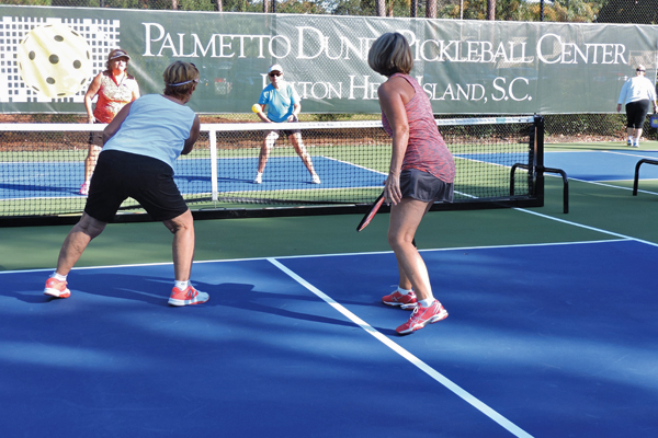 PIckleball is a sport