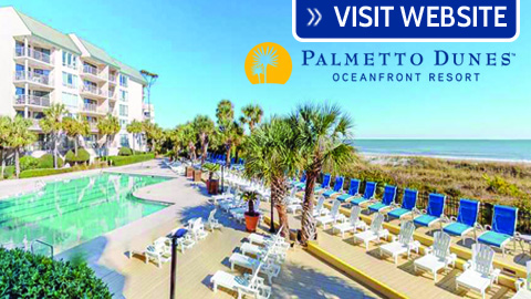 Palmetto Dunes Oceanfront Resort®