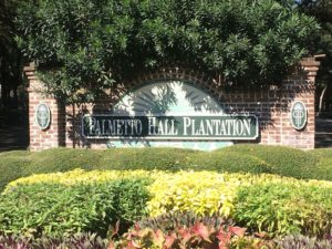 Sandwiched Between Hilton Head Plantation And Port Royal Beach House Palmetto Hall Is One Of The Smaller