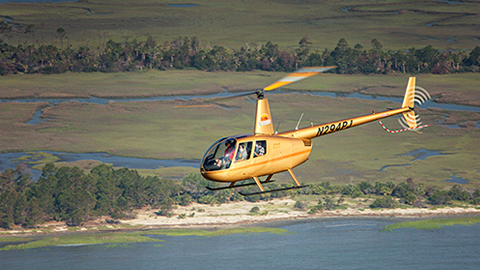Hilton Head Helicopter Tours