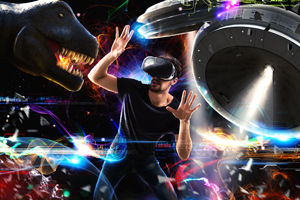 Atomic VR Arcade | Coupon